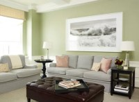 30 Green And Grey Living Room Dcor Ideas - DigsDigs