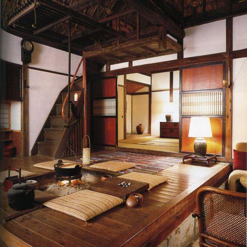 31 Serene Japanese Living Room Decor Ideas Digsdigs