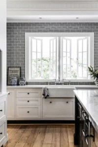 35 Ways To Use Subway Tiles In The Kitchen - DigsDigs