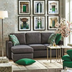 Living Room Design With Grey Sofa Blue Wool Rug 30 Green And Decor Ideas Digsdigs Charcoal Stone Floors Emerald Gold Details For A Chic