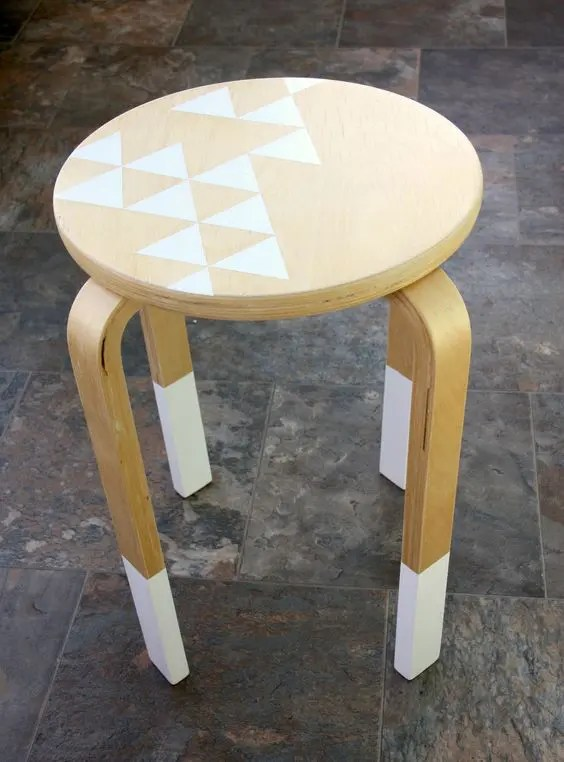 chair covers cheap winter 40 amazing ikea frosta stool ideas and hacks - digsdigs