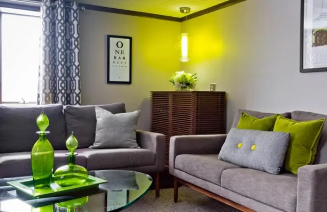 lime green living room decorations carpet 30 and grey decor ideas digsdigs clean lined comfortable seating area with