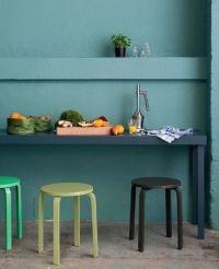 40 Amazing IKEA Frosta Stool Ideas And Hacks - DigsDigs