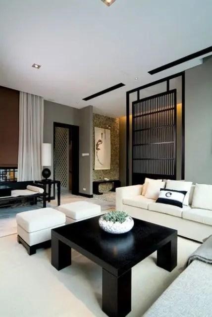 26 Serene Japanese Living Room Dcor Ideas  DigsDigs