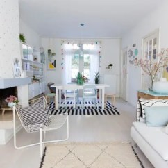 Scandinavian Living Room Design Inexpensive Rugs With Pastel Touches Digsdigs This Was Done In Style And Several