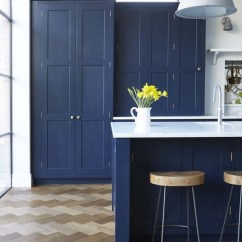 Modern Kitchen Faucets Pegboard Vintage Navy Design With Brass Hardware - Digsdigs