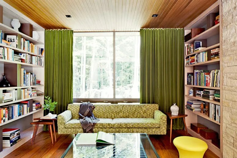Mid Century Modern Residence Decorated With An Impeccable Taste DigsDigs