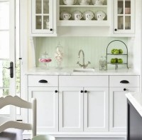 25 Beadboard Kitchen Backsplashes To Add A Cozy Touch ...