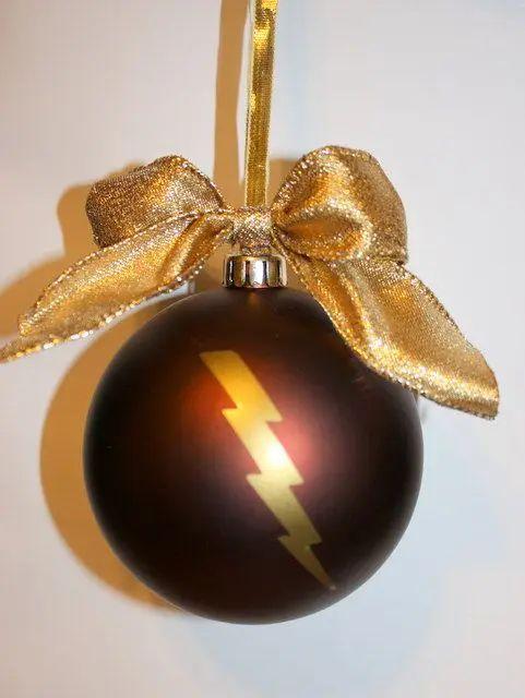 spiderman christmas ornaments