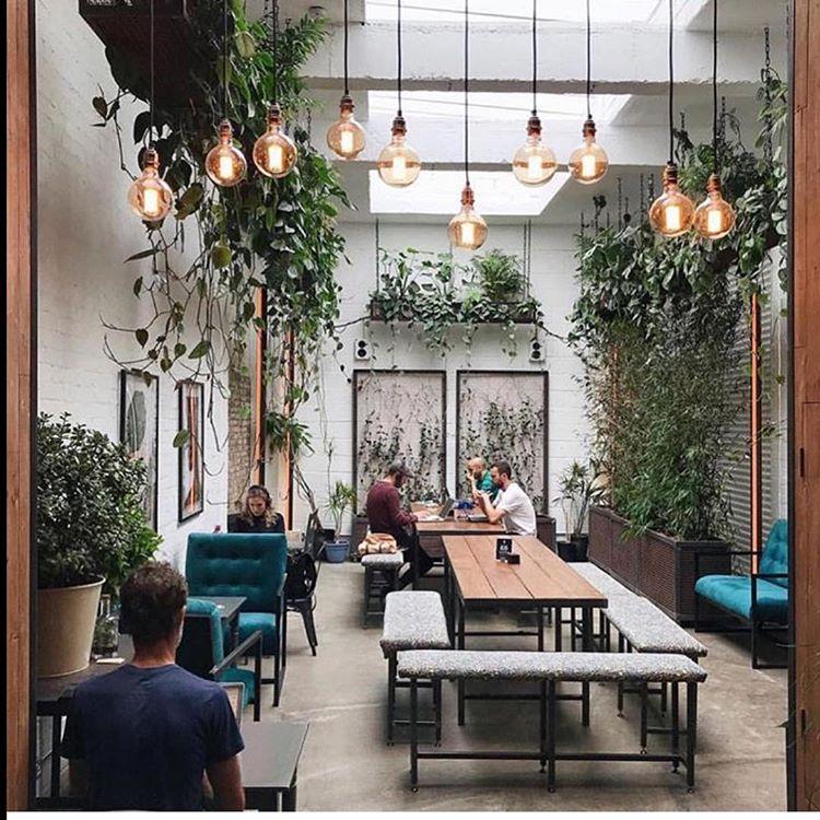Coffee Shop Cafe Interior Ideas