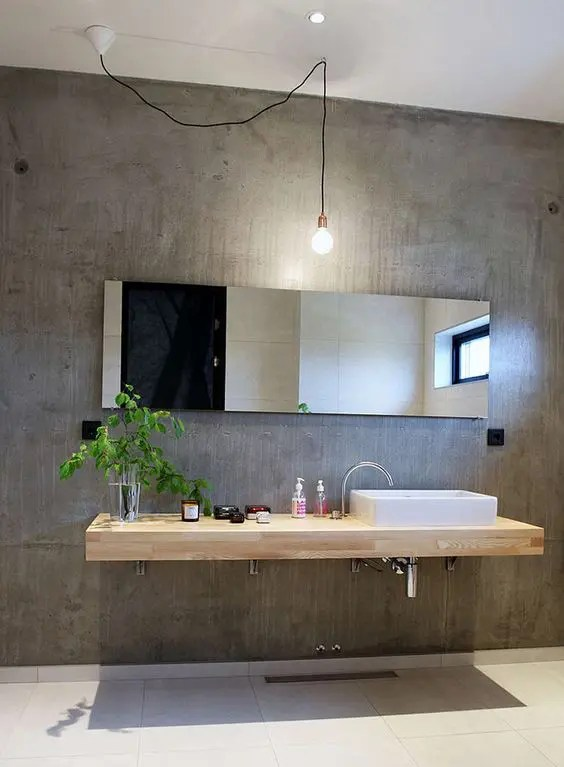 36 Modern And Chic Concrete Home Dcor Ideas  DigsDigs