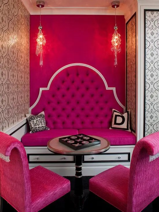 30 PinWorthy Fuchsia Home Dcor Ideas  DigsDigs