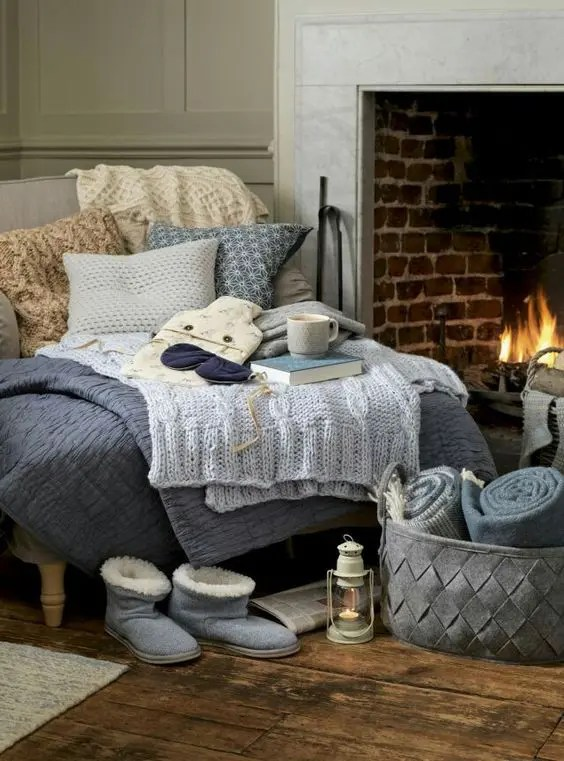 5 Tips And 37 Ideas To Make Your Home Cozier Right Now