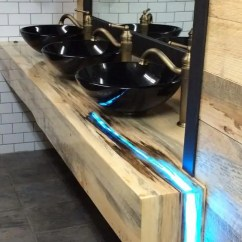Epoxy Resin Kitchen Countertops Electric 30 Rustic That Add Coziness To Your Home ...