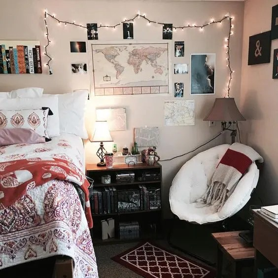 31 Cool Dorm Room Dcor Ideas Youll Like  DigsDigs