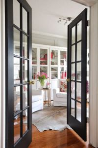 33 Stylish Interior Glass Doors Ideas To Rock - DigsDigs