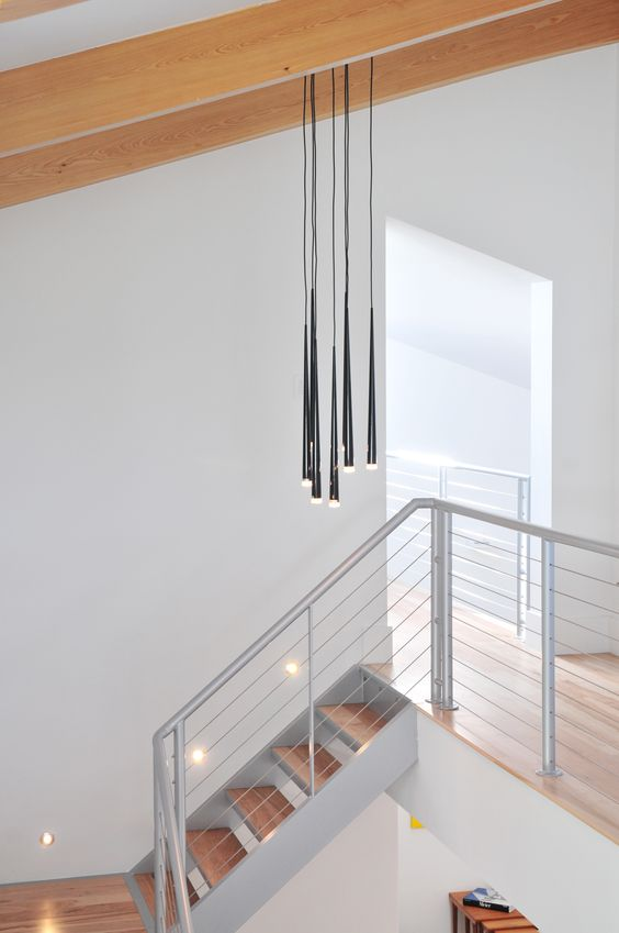 38 Edgy Cable Railing Ideas For Indoors And Outdoors