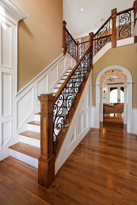 33 Wrought Iron Railing Ideas For Indoors And Outdoors