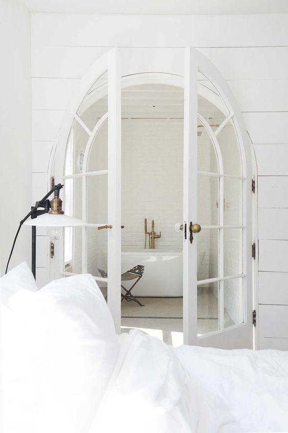 43 stylish interior glass doors ideas
