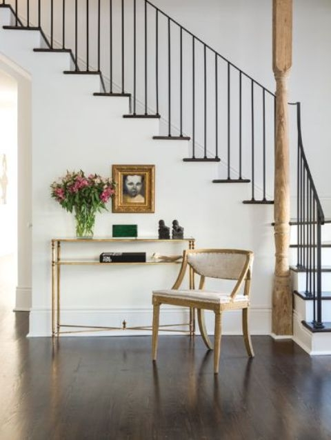 33 Wrought Iron Railing Ideas For Indoors And Outdoors   Stair Banisters And Railings   Baby Proof   Rustic   Split Level   Pinterest   Landing