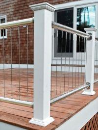 38 Edgy Cable Railing Ideas For Indoors And Outdoors ...