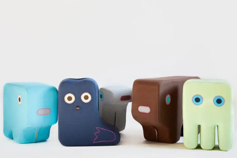 Multifunctional AnimalShaped Furniture To Play With