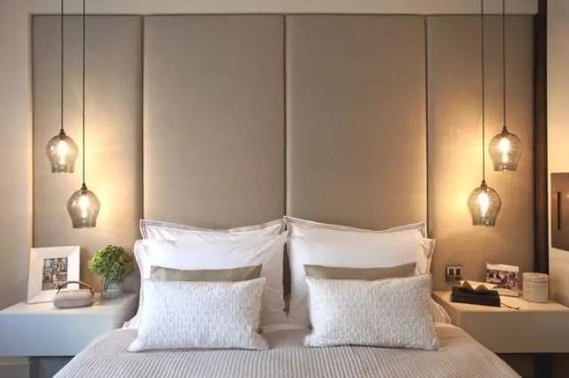 33 Bedroom Pendant Lamp Ideas That Inspire