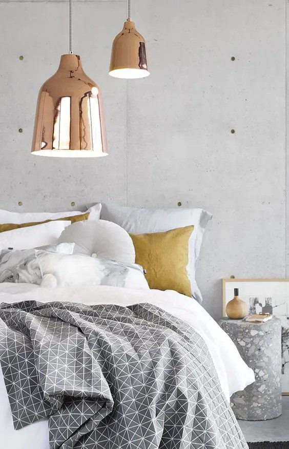 Modern Bedroom Lamps