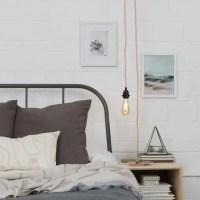 33 Bedroom Pendant Lamp Ideas That Inspire - DigsDigs