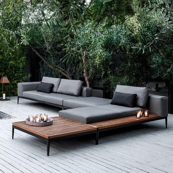 31 stylish modern outdoor furniture