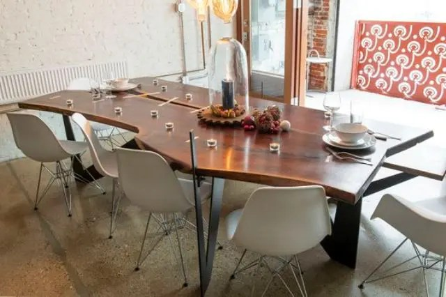 28 Unique Dining Tables To Make The Space Spectacular Digsdigs