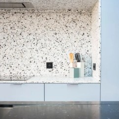 Kitchen Sink Island Blum Bins Hot Trend: 36 Terrazzo Design And Decor Ideas - Digsdigs