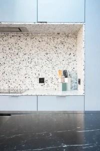 Hot Trend: 36 Terrazzo Design And Decor Ideas - DigsDigs