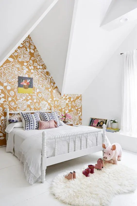Cute Cheer Wallpapers 30 Stylish Ways To Use Floral Wallpaper In Your Home