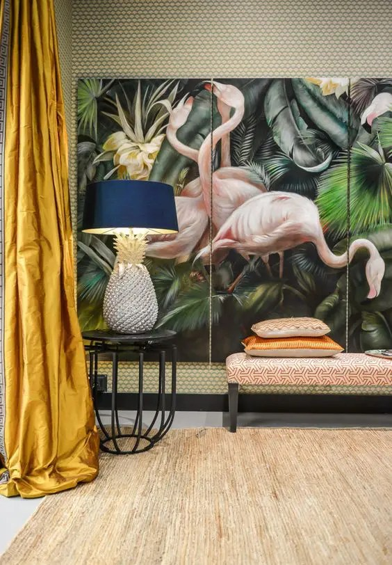 29 Fun Flamingo Touches To Embrace The Summer DigsDigs