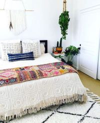 33 Boho Chic And Gypsy Inspired Bedding Ideas