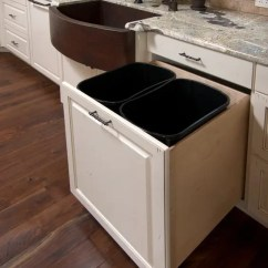 Hide Kitchen Trash Can Wood Flooring In 29 Sneaky Ways To A Your - Digsdigs