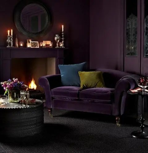 30 Trendy Velvet Furniture And Home Dcor Ideas