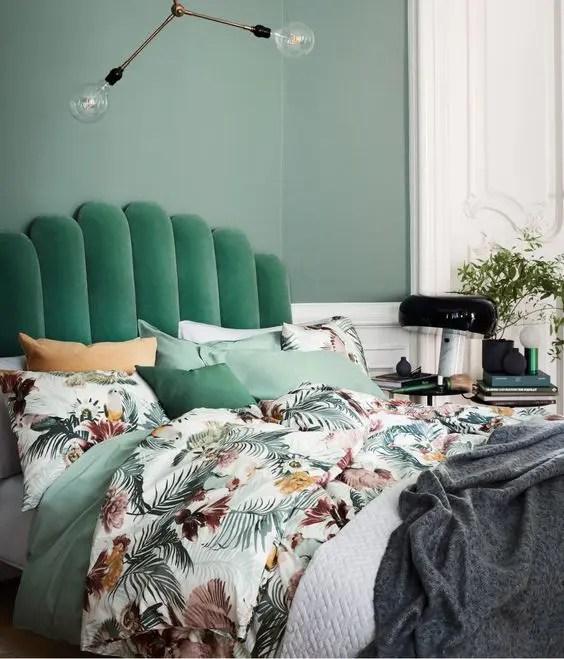 30 Trendy Velvet Furniture And Home Dcor Ideas DigsDigs