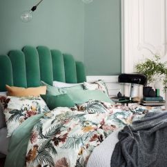 Teal Curtains For Living Room Shabby Chic Makeover Decorating 30 Trendy Velvet Furniture And Home Décor Ideas - Digsdigs