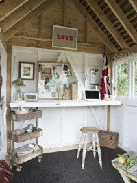 Your Personal Oasis: 26 She Shed Ideas - DigsDigs