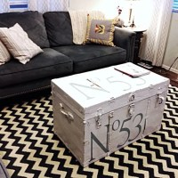 28 Ways To Use Vintage Chests And Trunks In Home Decor ...