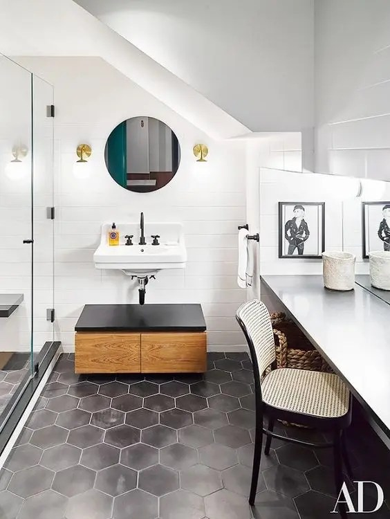 30 Matte Tile Ideas For Kitchens And Bathrooms  DigsDigs