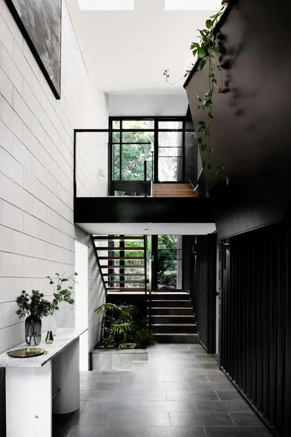 Modern Split Level House With Gorgeous Views Digsdigs | Modern House Ladder Design | Inside Outside | Metal Balustrade | Loft | Outdoor Balcony | Beautiful