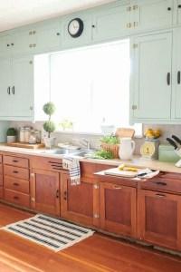 27 Cheerful Orange Kitchen Decor Ideas - DigsDigs