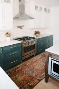 30 Green Kitchen Decor Ideas That Inspire - DigsDigs