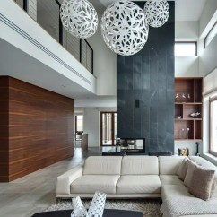 Living Room Wooden Ideas Pictures Of Furniture Design 25 Inviting Rooms With Wood Walls Digsdigs A Saturated Wall And Black Stone Fireplace Define This Modern Space