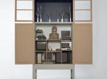 Unique Cabinet That Shows The Way We Live