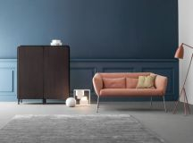 Frame Sideboard Collection With Rounded Corners