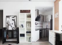 Ascetic Airy Apartment In Light Colors